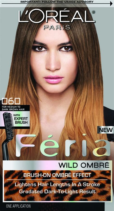 L Oreal Feria Ombre les is more ombre disaster or not review of loreal