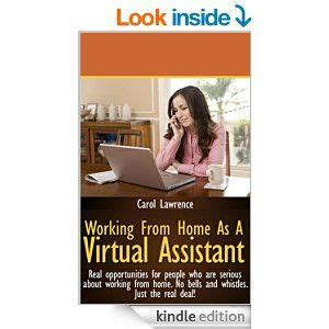 working  home   virtual assistant real