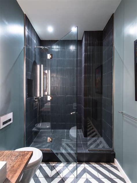 Masculine Bathroom Ideas by La Salle De Bain Moderne Une Salle De Bain Qui A De