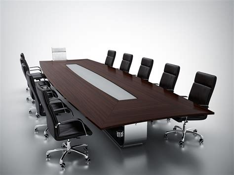 Board Meeting Table Custom Crafters Custom Office Furniture