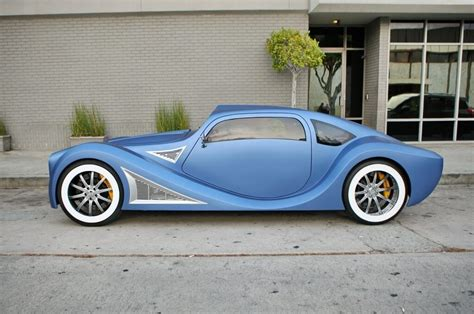 Handmade Sports Car - will i am s custom futuristic car by west coast customs