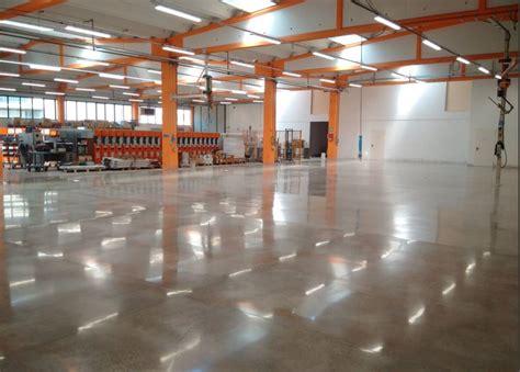 pavimento in cemento industriale lucidatura pavimenti cemento levigatura pavimenti