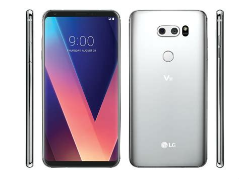 lg v30 closer look oled fullvision display neowin lg v30 closer look oled fullvision display
