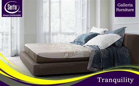 Serta Bed Kasur Saja Tranquility 120x200 agen resmi kasur springbed serta iposture iprestige isolitaire isplendor harga lebih murah
