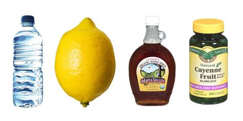 Lemonade Cleansing Detox by Master Cleanse Lemonade Diet