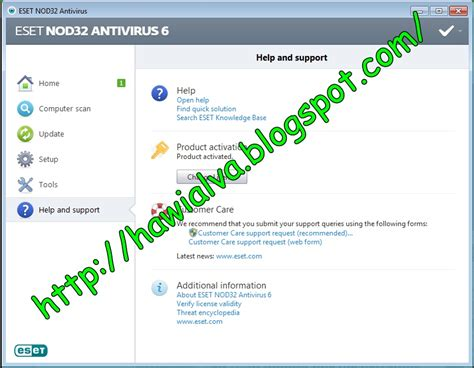 membuat eset full version eset nod32 antivirus 6 full version with activator 100
