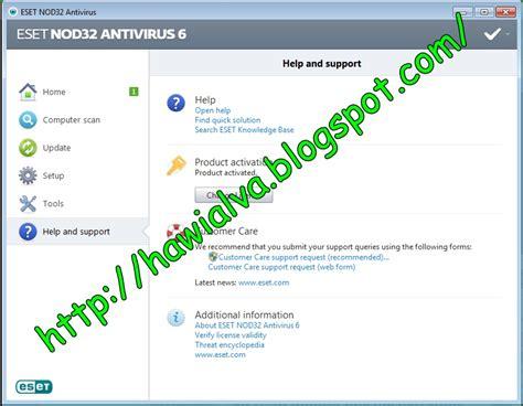 full version eset nod32 antivirus eset nod32 antivirus 6 full version with activator 100