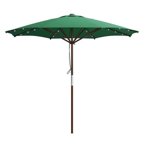 Patio Umbrella In Green Pzt 734 U Patio Umbrella Green