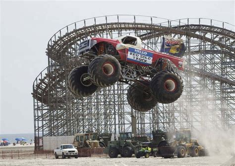 monster truck show portland monster trucks come crashing into portland this weekend
