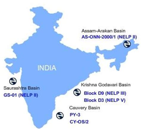india: hardy oil and gas abandons first d9 well