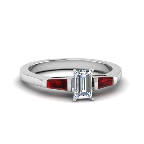 Three Engagement Ring by Three Engagement Rings Fascinating Diamonds
