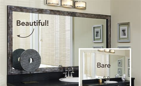 do it yourself framing a bathroom mirror do it yourself bathroom mirror frame 28 images how to