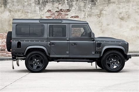 kahn land rover defender 110 kahn wide track kit defender 110 tmd tuning