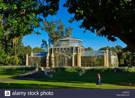 Botanic Gardens South Australia Australia South Australia Adelaide Botanical Garden Stock Photo Royalty Free