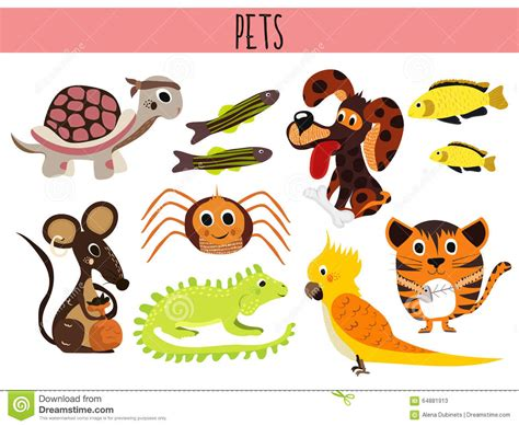 Cat Dreams Of Fish Birds Milk Pet Pet Pet Product by Vector Collection Of Cat And Fish Isolated On Vector