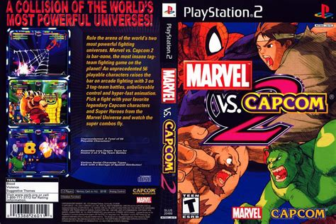 marvel vs capcom 2 marvel vs capcom 2 new age of heroes usa iso