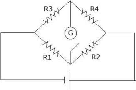 shunt resistor wheatstone bridge wheatstone bridge total resistance 28 images connecting strain gages and shunt resistors to