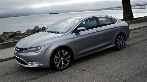 The New 2015 Chrysler 200 by 2015 Chrysler 200 Review The New 200c Wows With Automatic