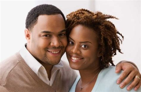 Black And Married With A Positive Image Of
