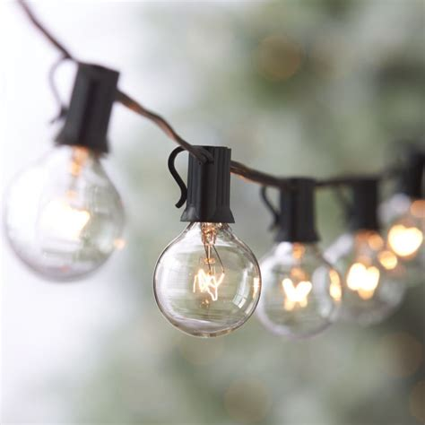 dollargeneralcom white lights stings globe string lights reviews crate and barrel