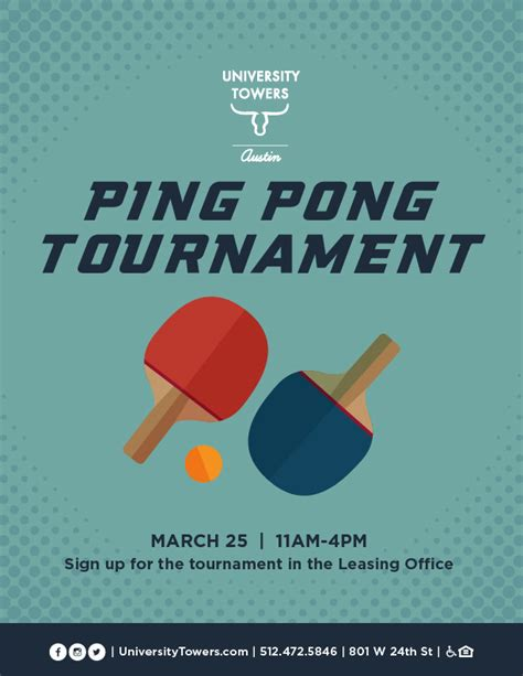 Ping Pong Tournament Images