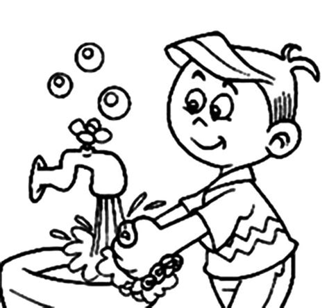 Washable Coloring Book Hello free coloring page washing for coloring pages new at printable washing coloring