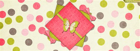 Abstrak Polkadot Butterfly pink green polka dots and butterflies cover for