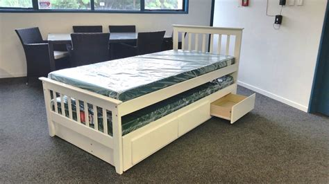 white captain bed white single captain bed nz lifestyle imports