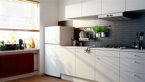 style your home simple kitchen cabinet ikea design greenvirals style