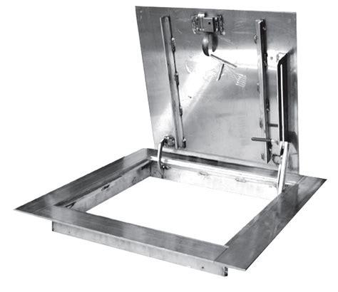 stainless steel trap door fha fhg floor access doors