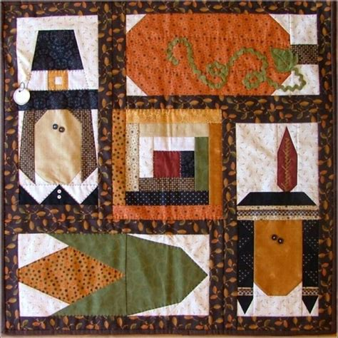 thanksgiving wall quilt patterns