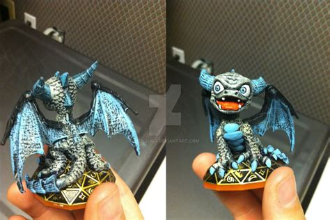Kaos Custom Just Do It skylanders custom new spyro by neilsugg on deviantart