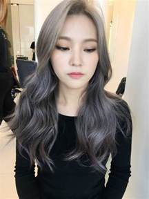 popular kpop hair colours pics for gt kpop hair color brown