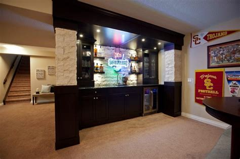 building a bar with kitchen cabinets how to build a basement bar using kitchen cabinets home