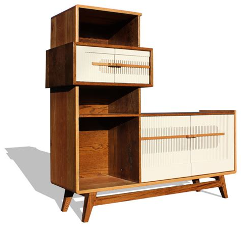 Modern Audio Cabinet by South Of 1106 Stereo Cabinet Modern Buffets