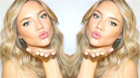 Lipstik Make Secret by Secret Fashion Show Hair Makeup 2015