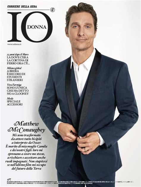 Matthew Mcconaughey Wears A Headband by Fall Winter 2014 Trends Menswear From And Milan To