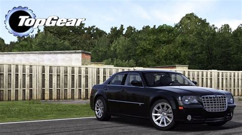 Top Gear Chrysler 300 by Forza Motorsport 4 Top Gear Power Laps 2008 Chrysler 300c
