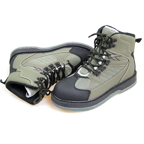 wading shoes breathable fishing wading shoes felt sole wader boots