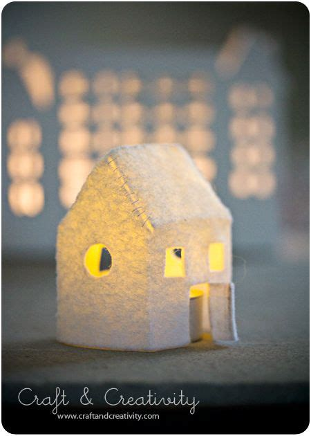 christmas villages putz houses and creativity on pinterest