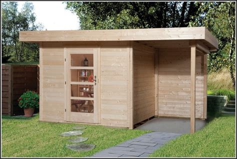 Gartenhaus Bauen Ohne Baugenehmigung
