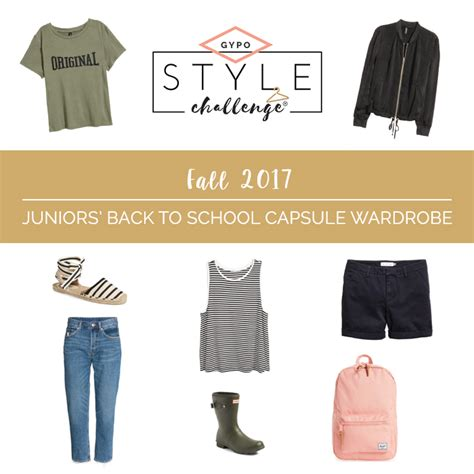 fall for juniors fall 2017 juniors back to school shopping list