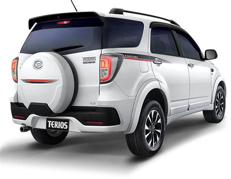 Stiker Sing Custom Terios terios mobil suv terbaik daihatsu indonesia