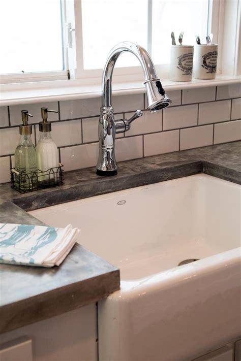 Kitchen Sink With Backsplash photos hgtv