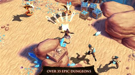 download game dungeon quest mod apk offline dungeon hunter 4 apk v1 9 1d mod unlimited gems apkmodx