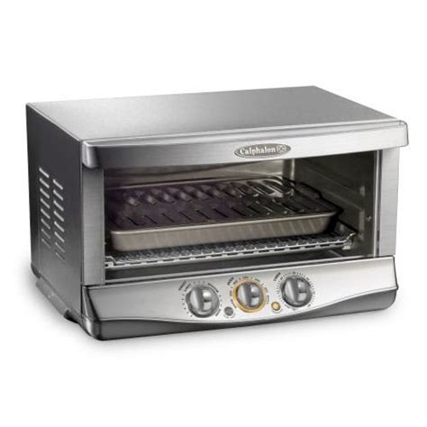 Cuisineart Toaster Oven Calphalon Xl 6 Slice Convection Toaster Oven 12118933