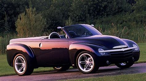 chevrolet ssr featured vehicles hot rod network