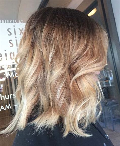 31 Lob Haircut Ideas for Trendy Women   StayGlam