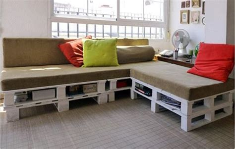 Diy Pallet Sectional Sofa For Living Room 99 Pallets Pallet Sectional Sofa