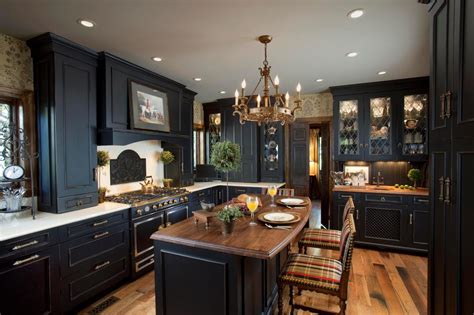 cheap black kitchen cabinets kitchens exquisite black kitchen cabinets on kitchen